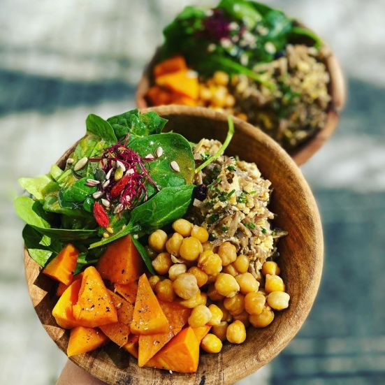 Le Vegan Bowl